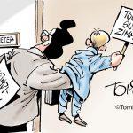 Wie im Gruselkrimi: Vorsicht Falle!
