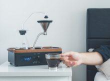 Perfekter Kaffeegenuss am Morgen mit Barisieur