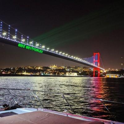 Trendstadt Istanbul-Überraschungsreise