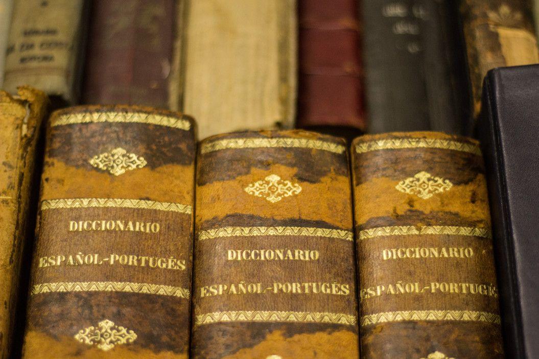 Auch aus alten Büchern lässt gut lernen