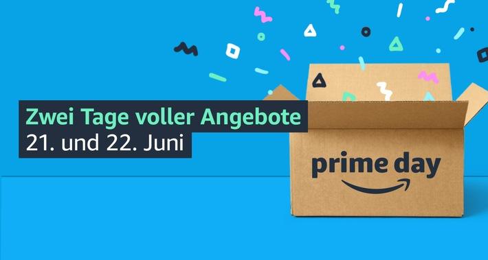 Zwei Tage mit mehr als zwei Millionen Angeboten weltweit / Der Amazon Prime Day ist eines der Shopping Highlights des Jahres