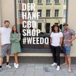 Echt jetzt? Eine Cannabis Boutique in München?