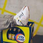 """The New Oldschool"" – Sneaker von Vitamalz x Hummel"