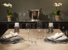 Tischkultur zelebrieren