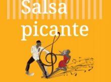 """Cover """"Salsa picante"""""""
