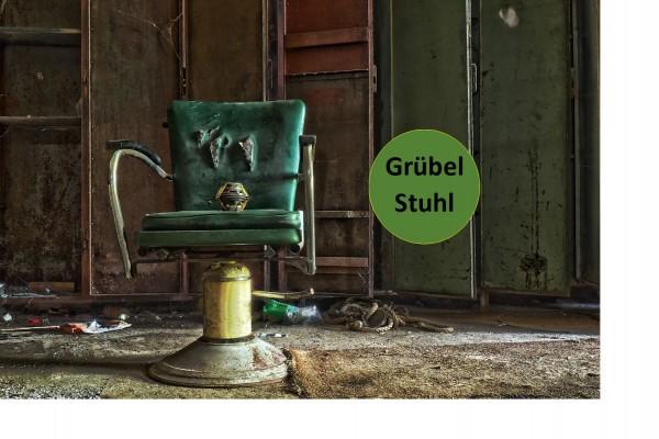hässlicher Stuhl