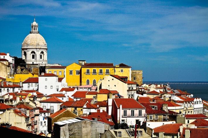 Bildunterschrift:  Alfama ©Turismo de Lisboa www.visitlisboa.com