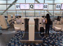 Biometric passenger identification