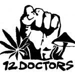 """Guerilla Kampagne von """"Armee der 12 Doctors"""" für Legalize Cannabis"""