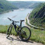 Traumhafte Touren: Um die Loreley mit dem Mountainbike