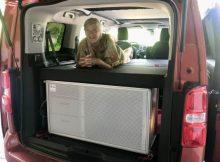 Die leichteste Camperbox für das Alltagsauto überhaupt