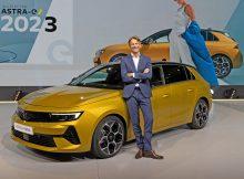 Opel CEO Uwe Hochgeschurtz
