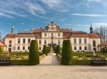 Schloss Jemniště