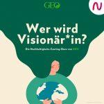 """Castingshow im Audioformat: Nachhaltigkeits-Podcast """"Wer wird Visionär*in?"""""""