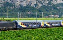 Mit dem Urlaubs-Express in die Alpen und ans Meer!