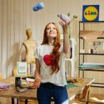 Topmodel Barbara Meier macht mit Lidl in Fashion