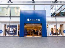 Der neue ANSON'S Store in Mainz