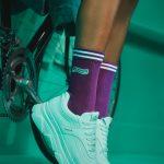 Retrostyle: Frische Füsse mit Airwaves-Socken