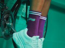 Limitierte Socken im Retrostyle für den frischen Auftritt