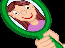 Viel zu oft fällt der kritische Blick in den Spiegel