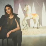 Zirkus-Artistin und Powerfrau Lili Paul-Roncalli: Fashion-Shooting mit Lascana