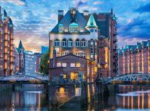 Hamburg be Nacht